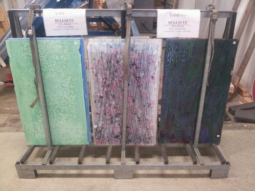 news und aktionen vom gro handel f r farbglas strukturglas und kunstglas gls gmbh in. Black Bedroom Furniture Sets. Home Design Ideas