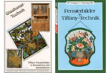fachliteratur jugendstil tiffany vom gro handel f r farbglas strukturglas und kunstglas gls. Black Bedroom Furniture Sets. Home Design Ideas