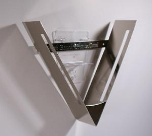 wand und deckenhalter vom gro handel f r farbglas strukturglas und kunstglas gls gmbh in. Black Bedroom Furniture Sets. Home Design Ideas