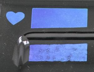 dicro slide rot gr n 20x20cm fusing zubeh r vom gro handel f r farbglas strukturglas und. Black Bedroom Furniture Sets. Home Design Ideas