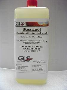 stearin l 1000ml chemie vom gro handel f r farbglas strukturglas und kunstglas gls gmbh in. Black Bedroom Furniture Sets. Home Design Ideas