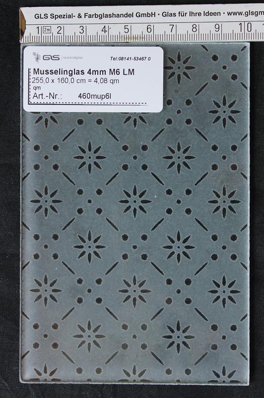 musselinglas 4mm m6 lm musselinglas vom gro handel f r farbglas strukturglas und kunstglas. Black Bedroom Furniture Sets. Home Design Ideas