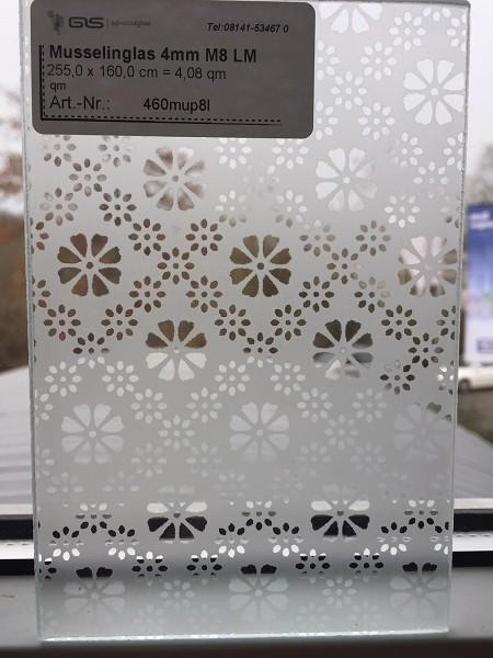 musselinglas 4mm m8 lm musselinglas vom gro handel f r farbglas strukturglas und kunstglas. Black Bedroom Furniture Sets. Home Design Ideas