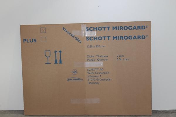 schott mirogard 89x122cm 2mm amiran conturan mirogard. Black Bedroom Furniture Sets. Home Design Ideas
