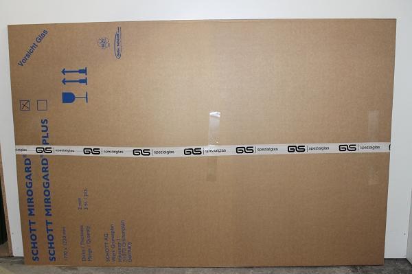 schott mirogard 177x122cm 2mm amiran conturan mirogard. Black Bedroom Furniture Sets. Home Design Ideas