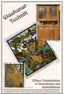 vorlagen tiffany technik vom gro handel f r farbglas strukturglas und kunstglas gls gmbh in. Black Bedroom Furniture Sets. Home Design Ideas